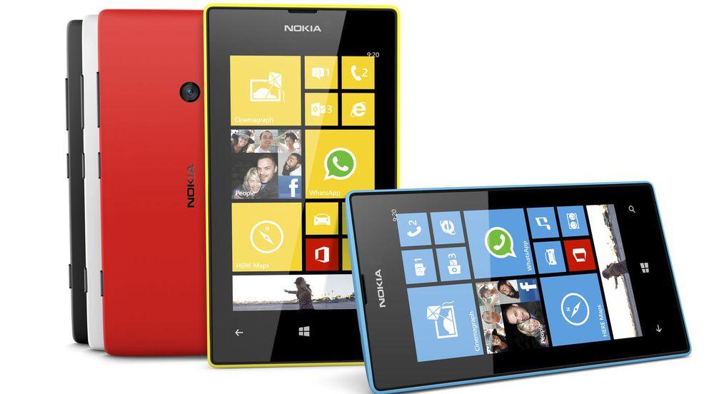 Lumia 520 sikret Nokia god vekst i leveransene av smartmobiler i tredje kvartal av 2013, men selskapet har ikke greid å øke leveransene ytterligere. Tvert imot oppgir selskapet lavere salg av smartmobiler i fjerde kvartal enn i tredje kvartal.