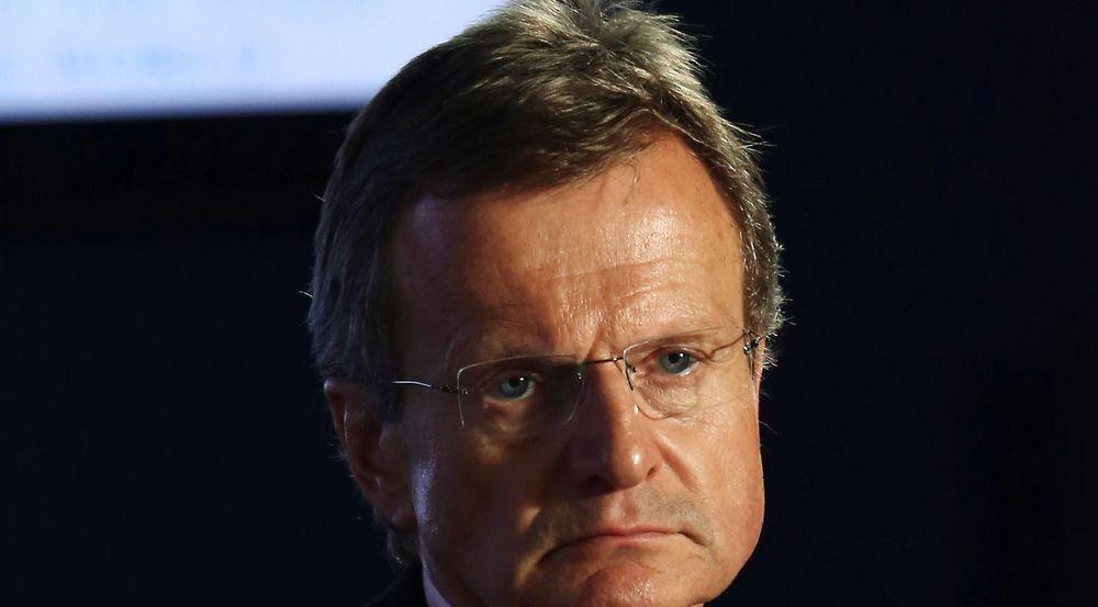 BER BAKSAAS GÅ AV: Jussprofessor Beate Slåfjell mener at Telenors konsernsjef Jon Fredrik Baksaas enten har opptrådt grovt uaksomt, eller bevisst latt være å følge opp korrupsjonsfarene ved Vimpelcoms satsing i Usbekistan.