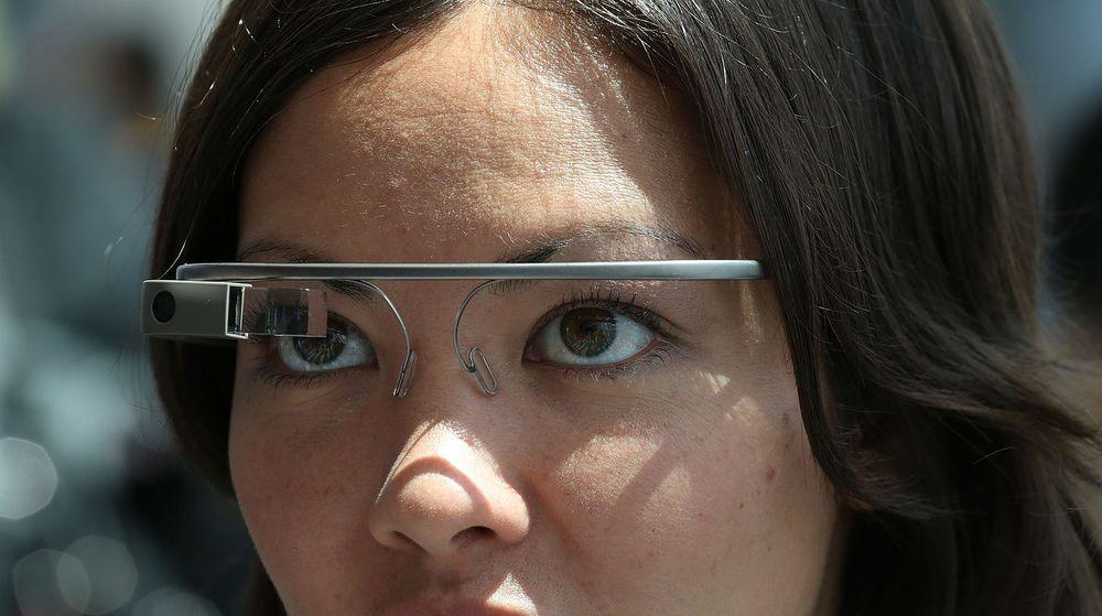 Du vil ikke lenger kunne kjøpe Google Glass i dette formatet.