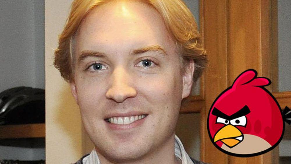 Kaprer Angry Birds-gründer