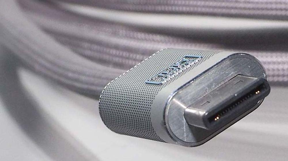 SuperMHL vil kunne overføre bilde og lyd i fantastisk kvalitet, i tillegg til andre fordeler.