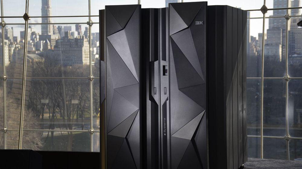 Et toppspesifisert IBM z13-ystem skal kunne utføre utrolig mange transaksjoner per dag. Samtidig hevder IBM at det ikke finnes noen sikrere system.