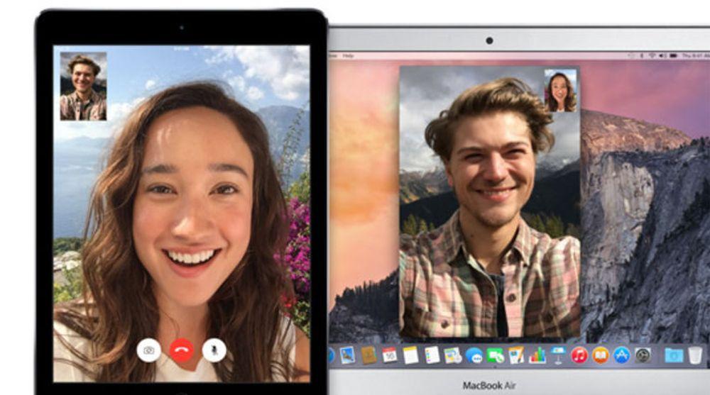 FaceTime og iMessage er nå sikrere.