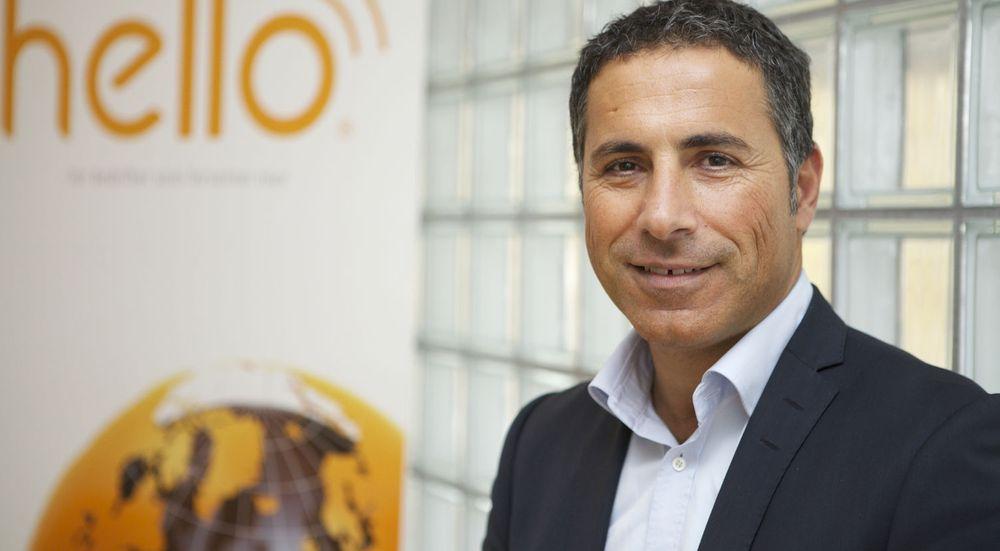 Hello satser nå på privatmarkedet, i tillegg til bedrifter som de har levert telejenester til siden 2005. Nadir Nalbant mener det er nødvendig for å gi Telenor og Netcom skikkelig konkurranse.