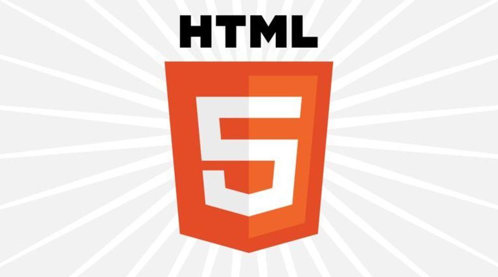 Standardiseringen av HTML5 utgjør et viktig skritt på veien mot enda mer avansert webteknologi.