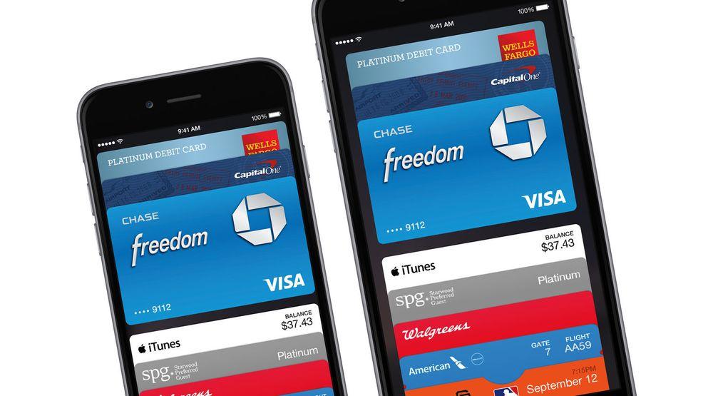 Apple Pay vil forhåpentligvis kunne brukes til mer enn bare betaling.