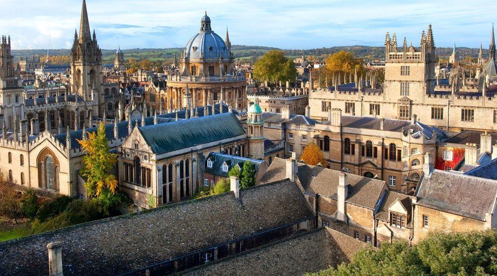 Det mer enn 900 år gamle Oxford University er blant verdens ledende forskningsinstitusjoner innen kunstig intelligens.