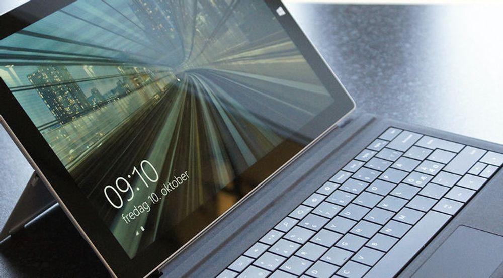 Kan vi vente oss en Skylake-utstyrt Surface Pro 4 innen kort tid?