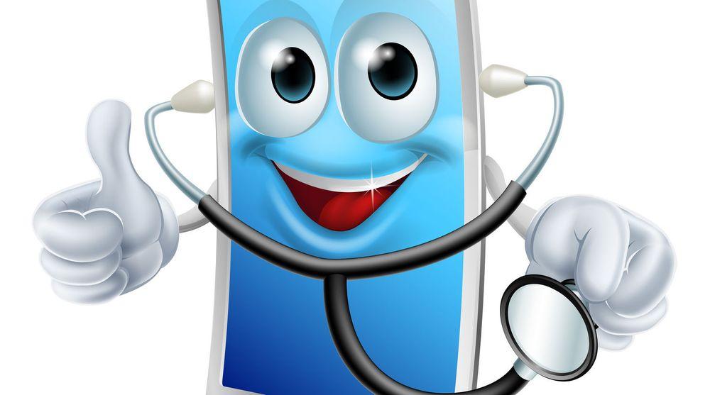 IT-gigantene satser tungt på helse-applikasjoner på mobilen.