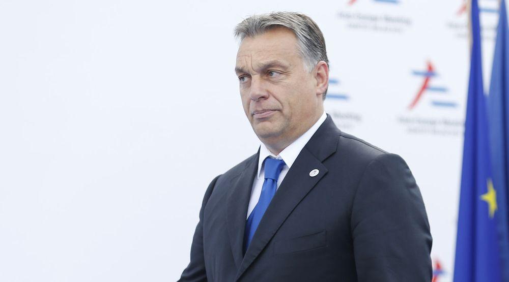 Ungarns regjering under ledelse av statsminister Viktor Orban (bildet) har de siste årene innført egne skatter på bankvesen, handel, kraft- og telebransjen i et forsøkt på å holde landets budsjettunderskudd i sjakk, ifølge Reuters.