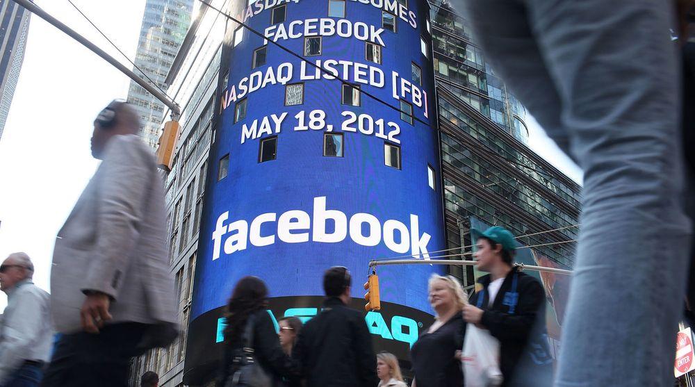 Etter børsnoteringen i mai 2012, opplever Facebook et betydelig inntjeningspress.