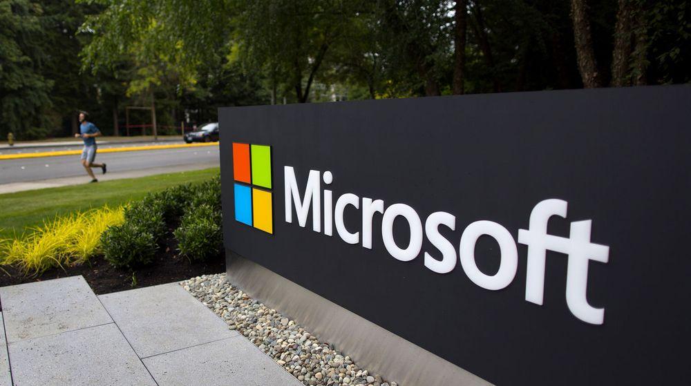 Mellomleder fikk sparken i Microsoft