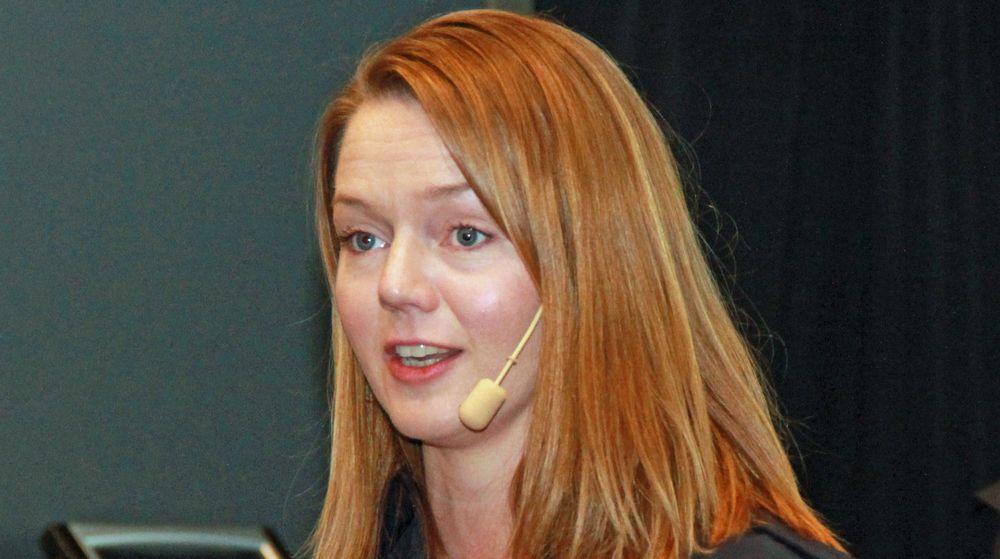 Lillian Røstad ble valgt til ny styreleder i ISF i mars i år. Denne uken står hun i spissen når ISFs høstkonferanse arrangeres i Strömstad.