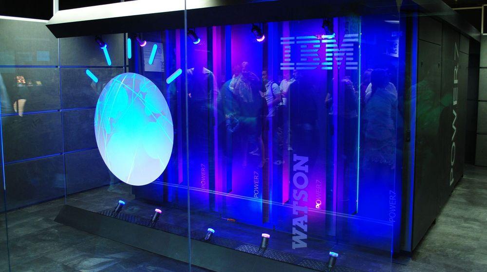 IBMs Watson-datamaskin kan langt mer enn å vinne i Jeopardy-konkurranser.
