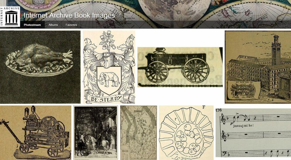 500 år med bilder kan fritt søkes gjennom.