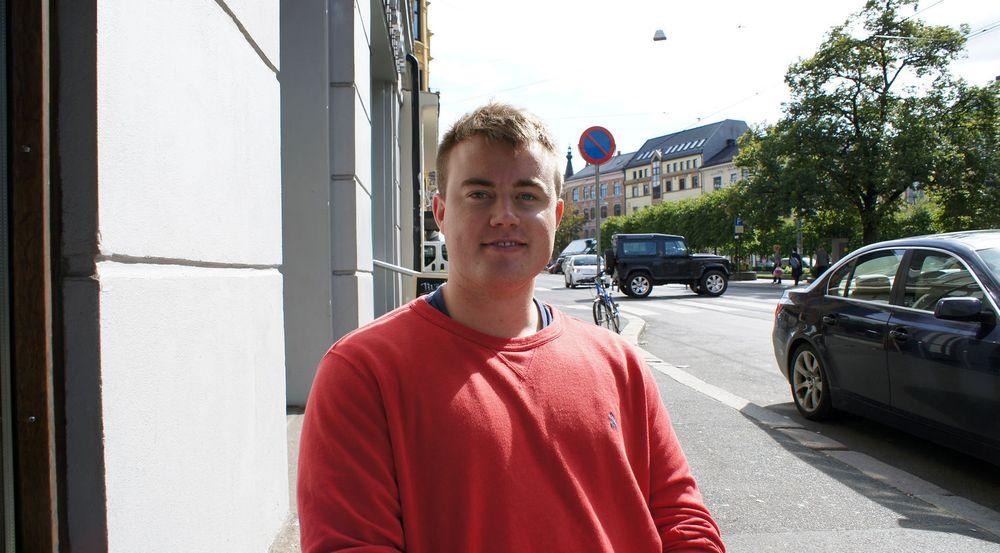 Mathias Mikkelsen planlegger å bli i Silicon Valley en stund fremover og jobbe videre med appene Timely og Sporty.