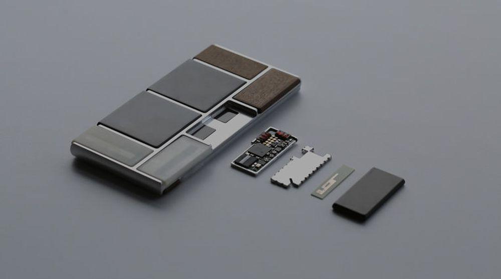 Slik er konseptet for Project Ara.