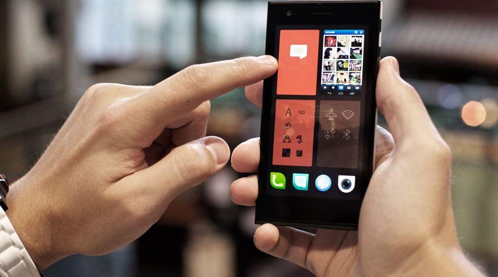 Jolla har ambisjoner om å bli mobil-OS nummer tre i verden.