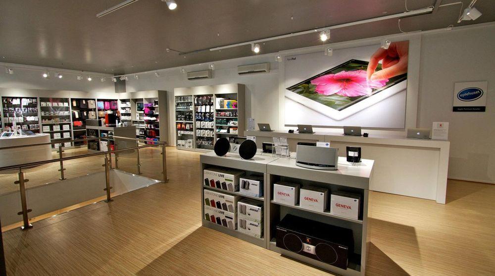 Eplehuset overtar Humacs butikker i Norge og styrker dermed sin posisjon som Norges største Apple-forhandler.