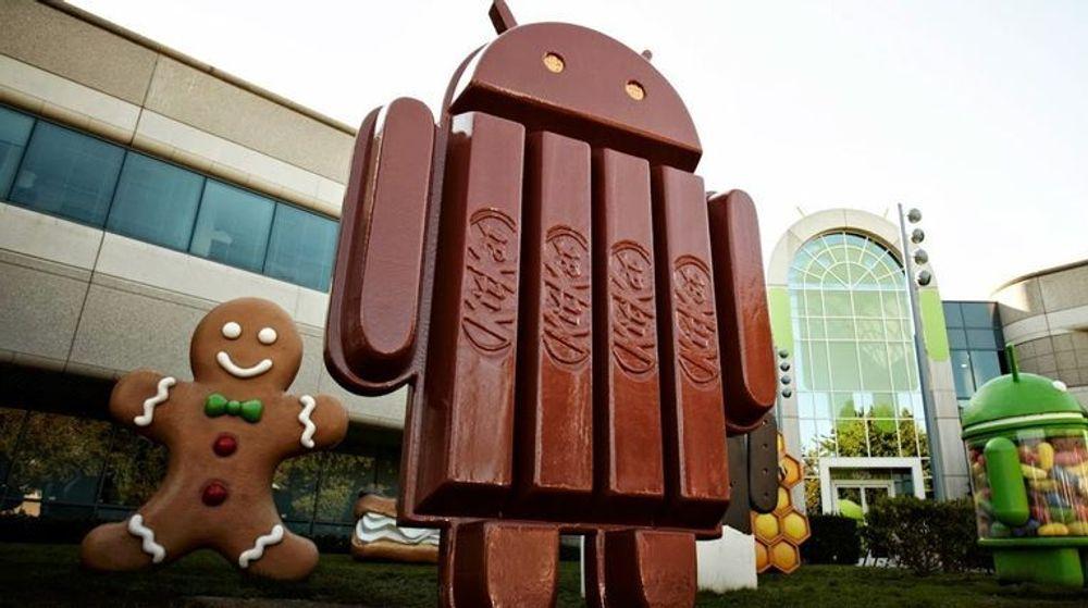Android 4.4, også kjent som KitKat, ble gjort tilgjengelig for en håndfull enheter i går.