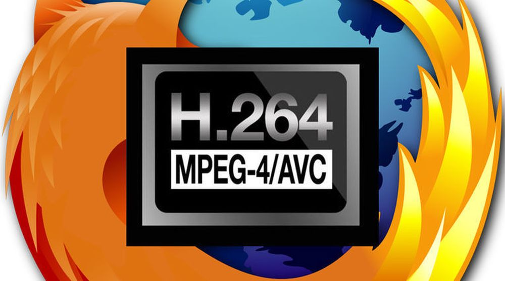 Med hjelp av Cisco vil Firefox, og kanskje også Opera, få støtte for videocodecen H.264.