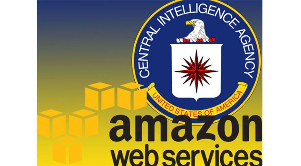 FORGJEVES: IBM protesterte mot at CIA tildelte en enorm kontrakt på skytjenester til Amazon. Men nå gir «store blå» opp kampen.