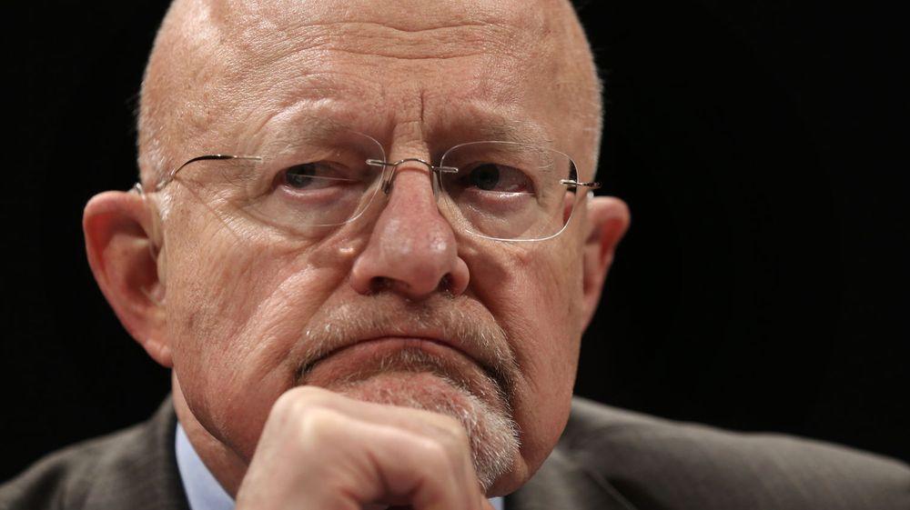 Lederen for den nasjonale etterretningstjenesten, James Clapper, slo tilbake mot kritikken som har rammet de hemmelige tjenestene. Denne uken måtte han stille til høring på Capitol Hill.