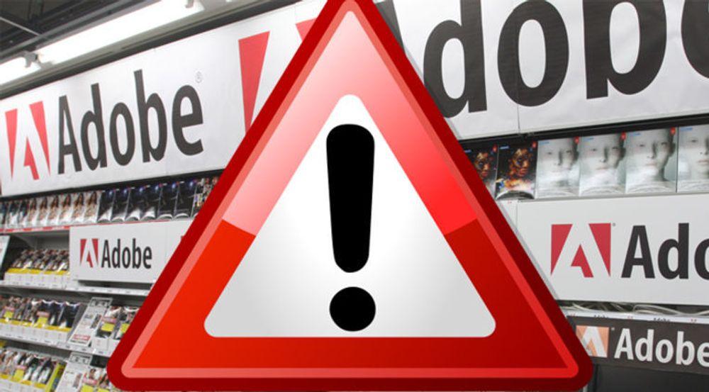 150 millioner Adobe-kontoer stjålet