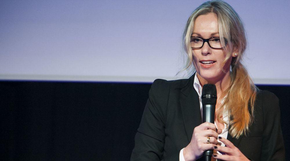 Hewlett Packard, her representert ved Norgessjef, Anita Krohn Traaseth, er midt inne i en omfattende snuoperasjon. Det får betydninger for de ansatte i selskapet.