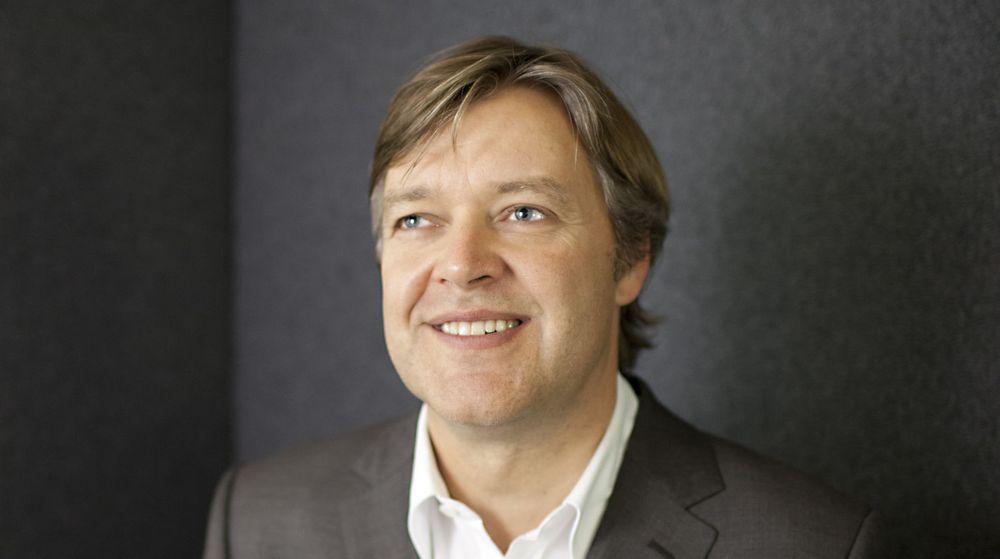Lars Boilesen er toppsjef i Opera Software. Nettleserbedriften har hittil i år mer enn doblet seg i børsverdi. Forventningene til kvartalstallene de la frem i dag var derfor store, kanskje litt for store.