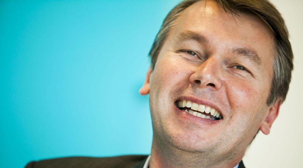 Roy Grønli har tjent godt på å være ansatt i Accenture. Han ledet IT-konsulentenes virksomhet innen offentlig sektor inntil han tok over som toppsjef etter Nils Øveraas i fjor.