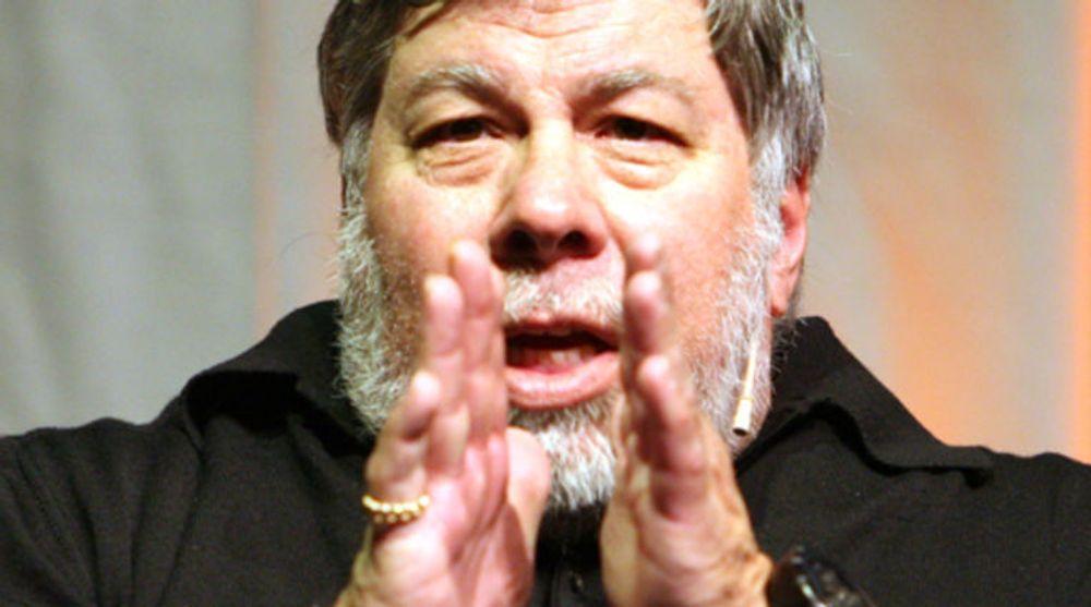 IT-legenden Steve «The Woz» Wozniak ble i 2011 ansatt som sjefsforsker i Fusion-io. Nå er selskapet i full krise. Woz er mest kjent som medgründer av Apple og mannen som egenhendig laget noen av verdens første personlige datamaskiner på 1970-tallet.