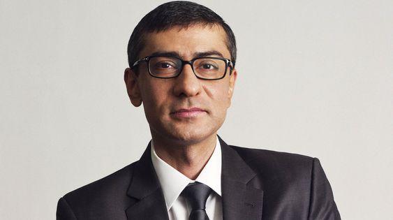 CONNECTING CARS: Indiskfødte Rajeev Suri overtok som toppsjef i Nokia fra 1. mai etter å ha jobbet i selskapet siden 1995.