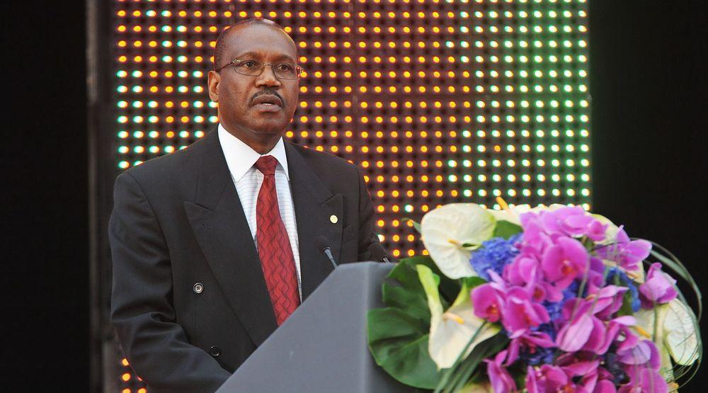 Hamadoun Touré er generalsekretær i ITU.