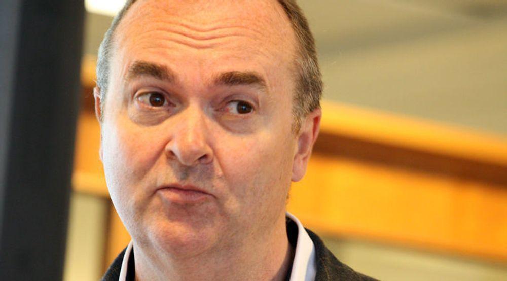 Alle de ansatte i Dell Norge fikk tilbud om frivillig avgang. Det bekrefter Hans Seime (bildet). Hvor mange som slo til på tilbudet kunne han ikke svare på.