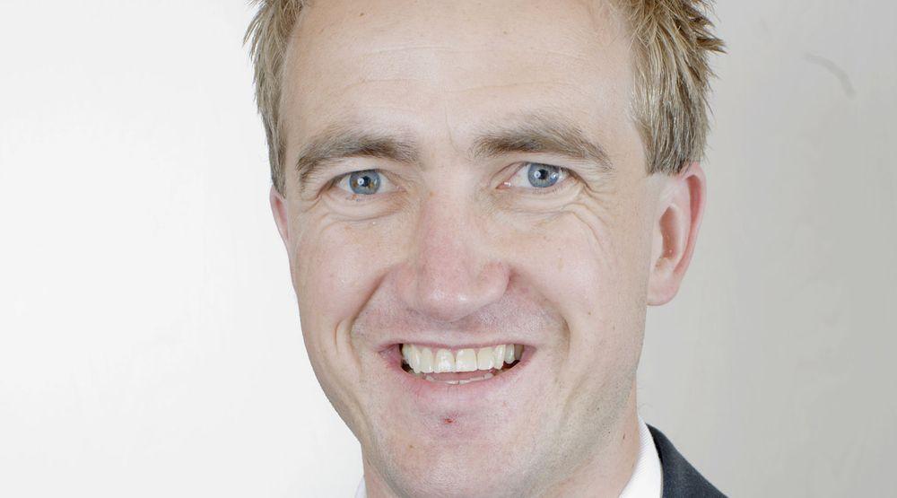 Lars-Henrik Myrmel-Johansen takker for seg som ekspedisjonssjef i Fornyingdepartementet. Der har han hatt ansvaret for IT-politikken, og blant annet hatt ansvaret for Difi.