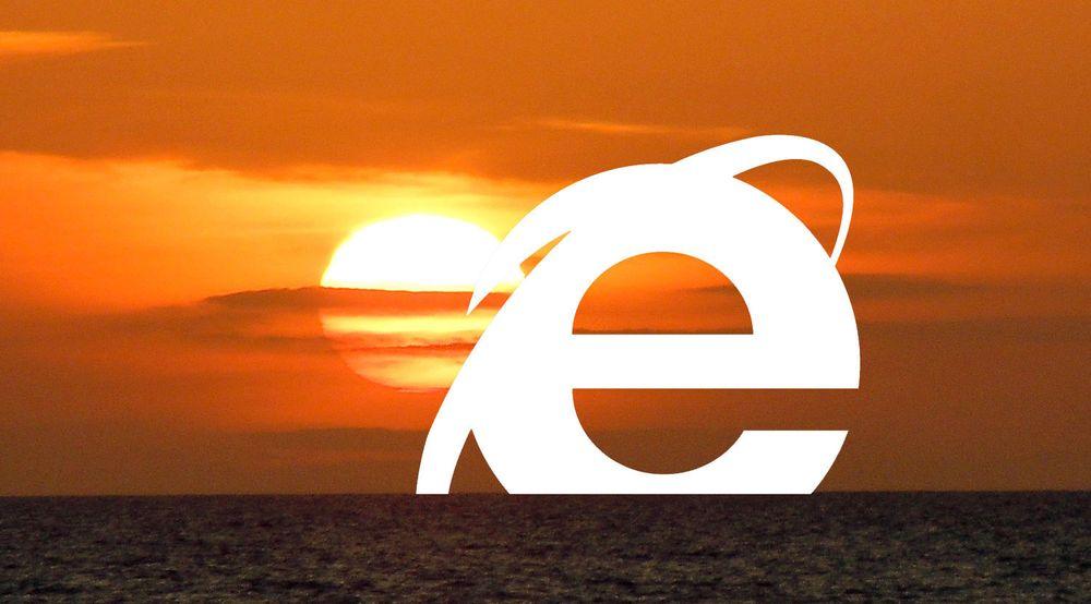 Internet Explorers vil ikke bli videreutviklet. Det er det stadig klarere budskapet fra Microsoft.