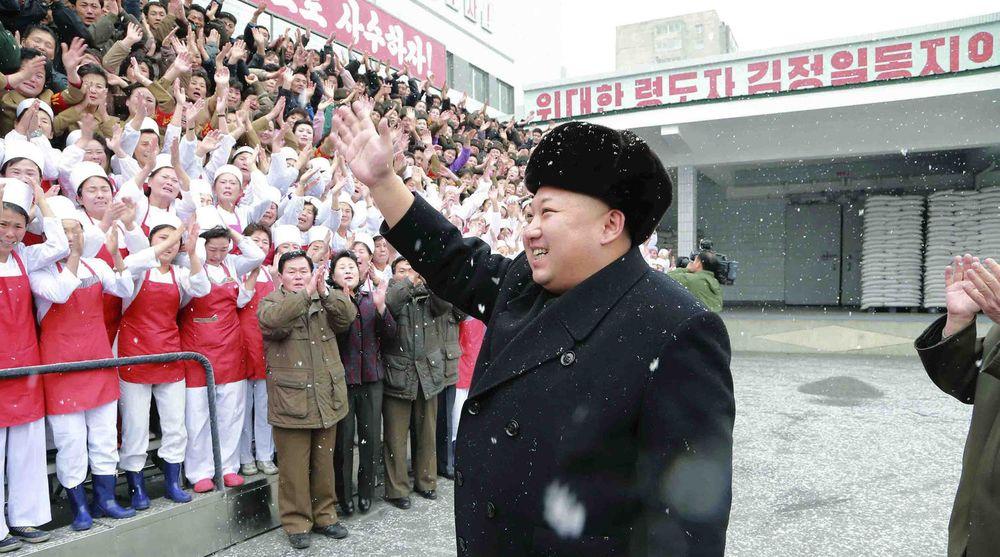 Nord-Korea og leder Kim Jong-un beskyldes for å stå bak dataangrepet mot filmselskapet Sony Pictures.
