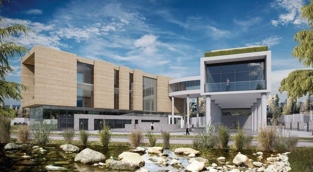OPTIMISME: Store planer for datasenterkomplekset N01 Campus i Vennesla skaper optimisme på Sørlandet, der IT-næringen har skarp konkurranse fra hovedstadsområdet.