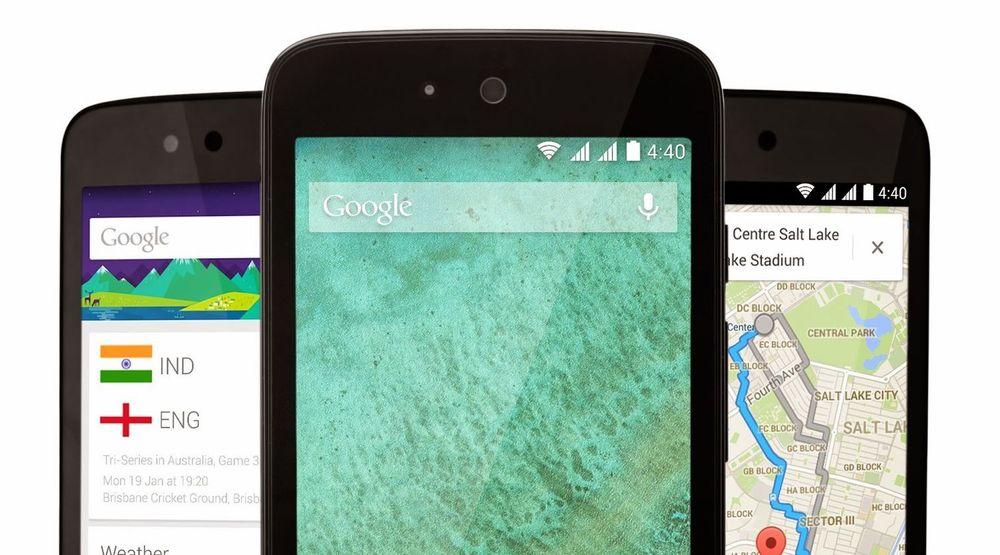 Android One-mobilene vil ha støtte for lokale språk - og kunne laste ned YouTube-videoer.