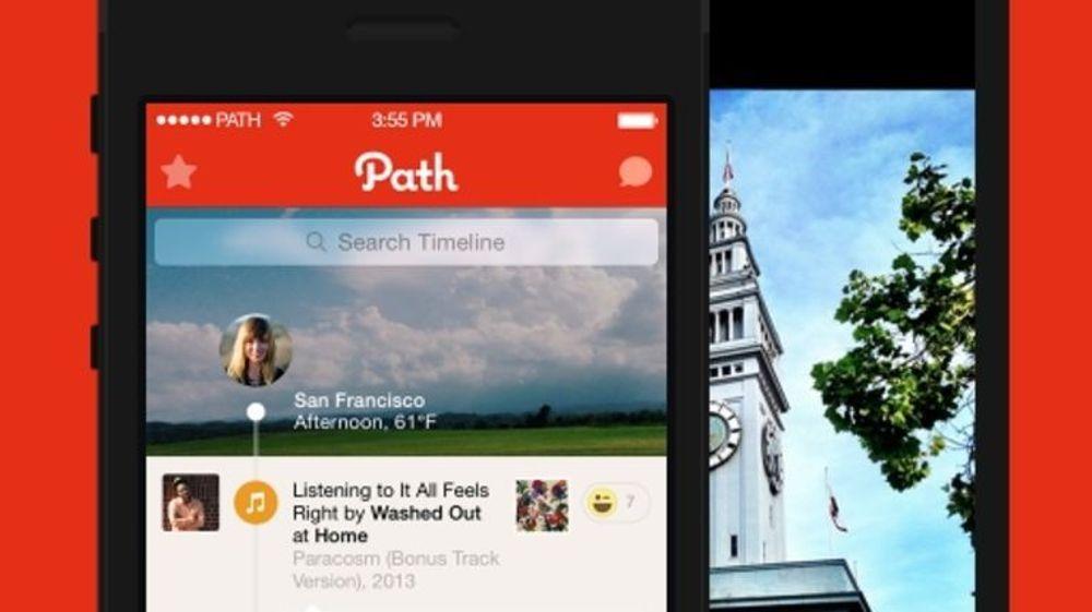 Sjansen er stor for at Apple kjøper opp det sosiale nettverket Path, ifølge kilder.