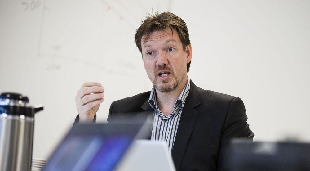 Ser store muligheter for nettverkets rolle i tingenes internett: Nils-Ove Gamlem, teknologidirektør i Cisco Norge.