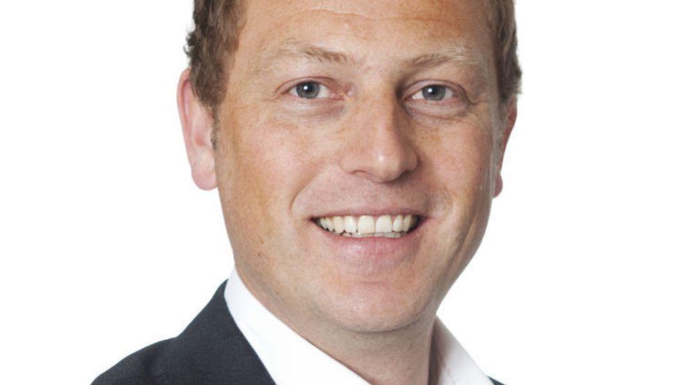 REKORDTALL: Morten Arnesen og Itelligence har levert sin beste omsetning og resultat noensinne. Selskapet etablerte seg i Norge i 2007.