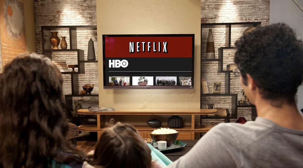 Snart ser like mange jevnlig på strømmet video som på vanlig, lineær tv.