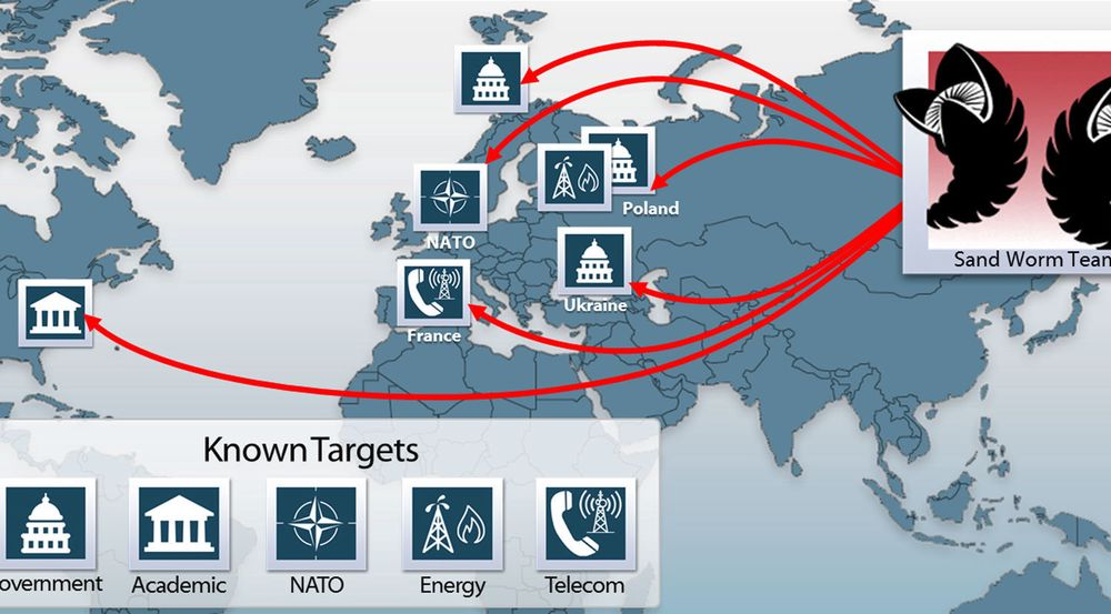 Myndigheter i EU-land, NATO, europeiske tele- og kraftselskaper, samt en akademisk institusjon i USA er blant ofrene for en avansert hackerkampanje som har utnyttet et tidligere ukjent Windows-hull, ifølge iSight Partners, som ikke kan avvise at flere er berørt. Sporene leder tilbake til Russland.