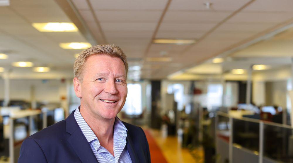 Thore Berthelsen er administrerende direktør i Phonero, som igjen eier Ventelo