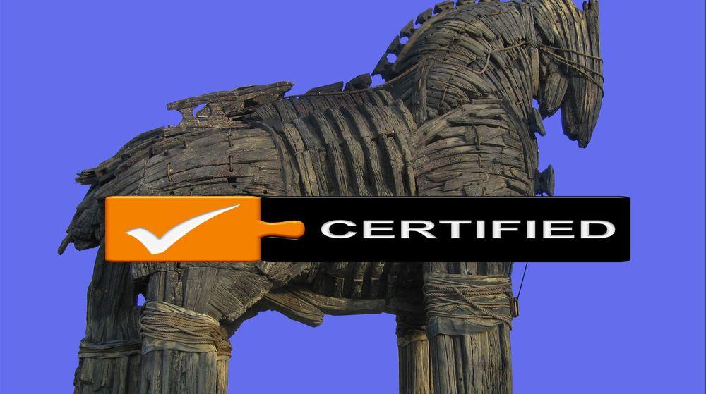 Ved en feil sertifiserte HP en trojaner for mer enn fire år siden med et mye brukt sertifikat. Nå blir sertifikatet trukket tilbake, noe som kan få konsenkvenser for brukerne av blant annet noe eldre pc-er fra selskapet.