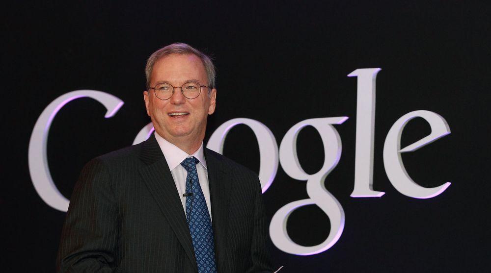 Googles Eric Schmidt er redd for at spionskandaler vil ødelegge nettet slik vi kjenner det.