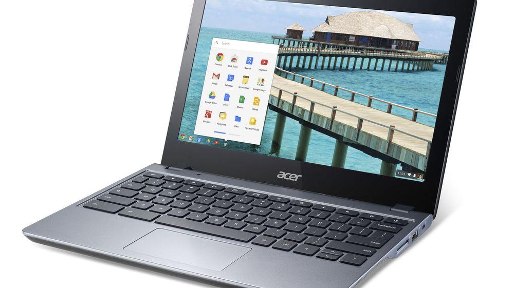 Chromebooks får stadig flere funksjoner som gjør dem nyttige for bedrifter.