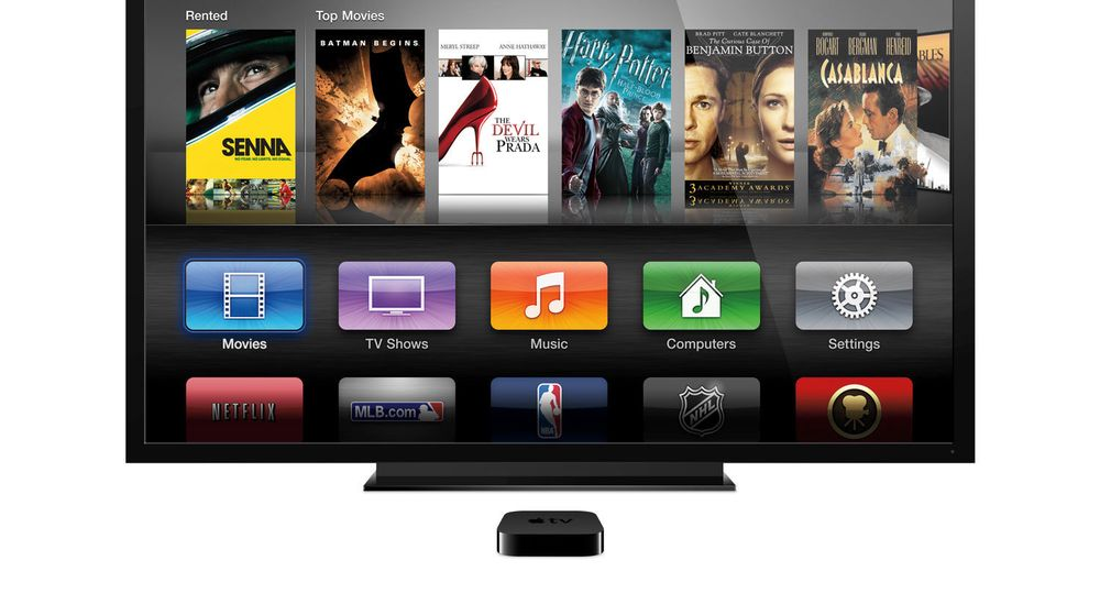 Apple TV kan blir et senter for smarte hjem.